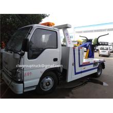 2-осный складной грузовик-эвакуатор