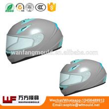 mould for injection plastic Motorcycle helmet/helmet visor injection moulds