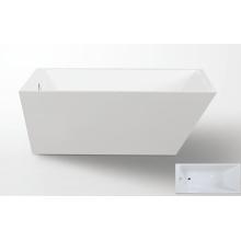 Bañera independiente portátil para adultos