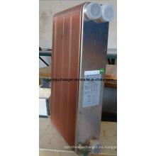 Intercambiadores de calor de placas soldadas similares de barrido