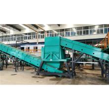 Ligne de tri de déchets solides municipaux automatique de tri de déchets urbains pour trier msw avec CE ISO