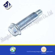 Customized Zinc Finished Flange Bolt