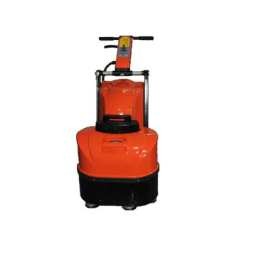 6 Heads Pcd Epoxy Floor Grinding Grinder Machine