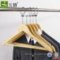 Гостиничный шкаф противоугонная вешалка для одежды деревянная