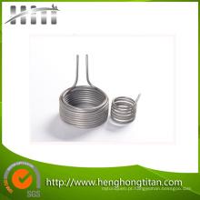 Tubo de bobina de aço inoxidável sem costura ASTM A213 Tp316L