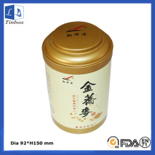 Tea Metal Packaging Storage Box From Industry