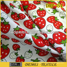 woven polyester cotton canvas fabric