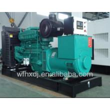 Gerador de eletricidade alimentado a hidrogênio 100kw, geradores a diesel
