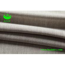 Polyester Imitation Linen Sofa Fabric (BS6044)