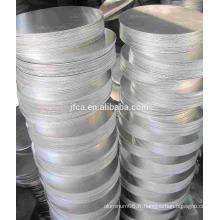 Cercle d'aluminium à allongement élevé pour appareils et instruments médicaux