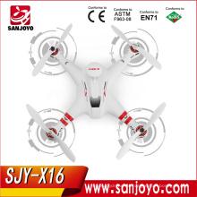 BAYANGTOYS X16 GPS sin escobillas del motor RC Quadcopter RTF 2.4GHz 4CH retorno automático 360 grados Flip SJY-X16 GPS