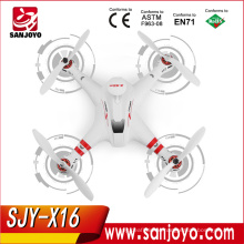 BAYANGTOYS X16 GPS Brushless Motor RC Quadcopter RTF 2.4GHz 4CH Automatic Return 360 Degree Flip SJY-X16 GPS