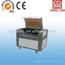 Machine de coupe laser cnc de DEELEE