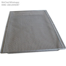 18*25*1inch stainless steel wire mesh baking tray