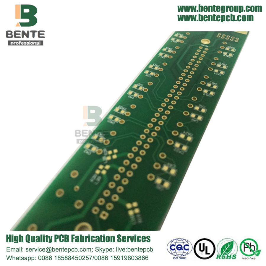 2 Layers 2oz Standard PCB ENIG 3U