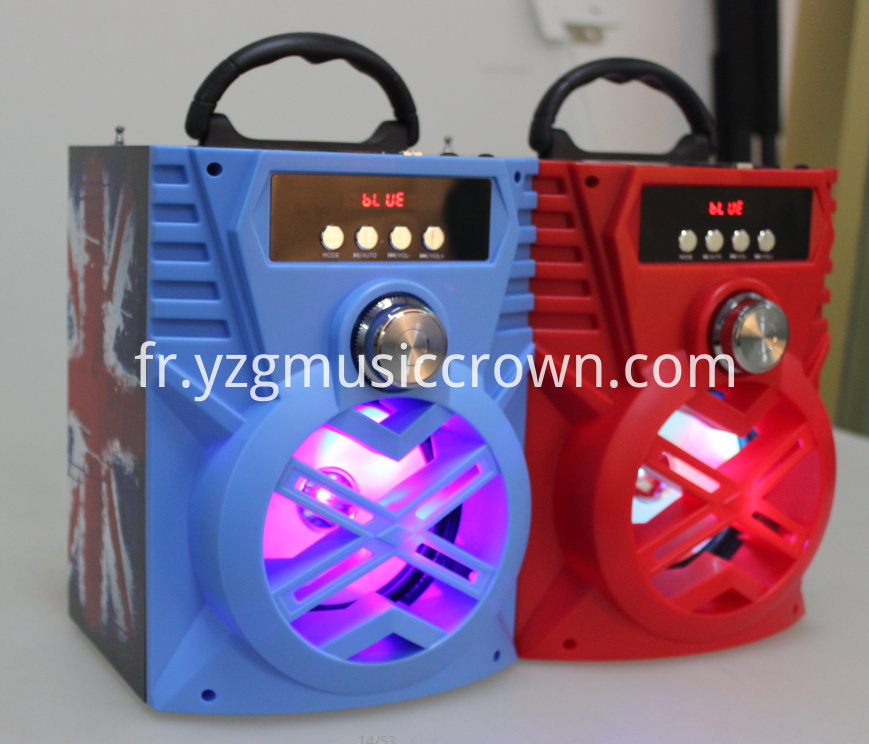 Bluetooth Colorful Speaker For Gift