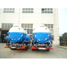 High Quality Dongfeng high pressure sewer suction machine
