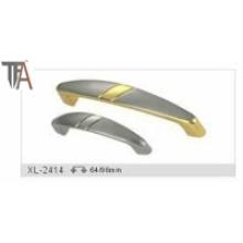 Bn/Gp Color Zinc Alloy Material Cabinet Handle