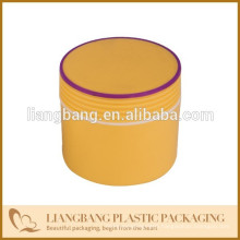 cosmetic jar,Plastic round Jar with PP