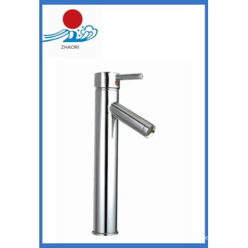 Torneira de lavatório de lavatório de latão de alta qualidade (ZR23002-A)