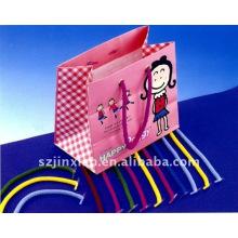 Colorful Bag Handles