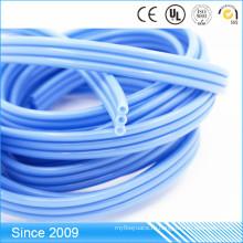 Пленка ПВХ кабеля мягкие пластиковые трубки для проводки провода