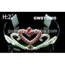 heart tiara -GWST0405