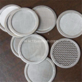 1-330 Mesh Nickel 201 filtergaas