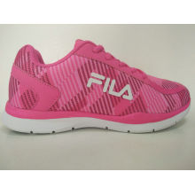Fashion Women Pink Gym Outdoor Jogging Shoes