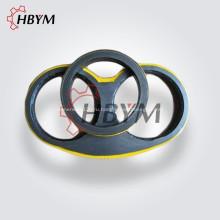 Изнашивание пластин очков изнашивания и режущее кольцо