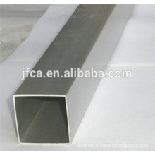 5000 series grade square aluminum tube different thickness