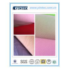 100% poly tissu de polyester à mailles rigides