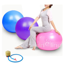 Gymnastikball (mehrere Größen) für Fitness Balance & Yoga