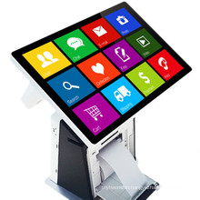 "POS-B10 32GB J1900 10.1"" Windows all in one pos terminal price with thermal printer"