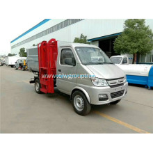 Gasoline 4x2 bucket refuse collection vehicle