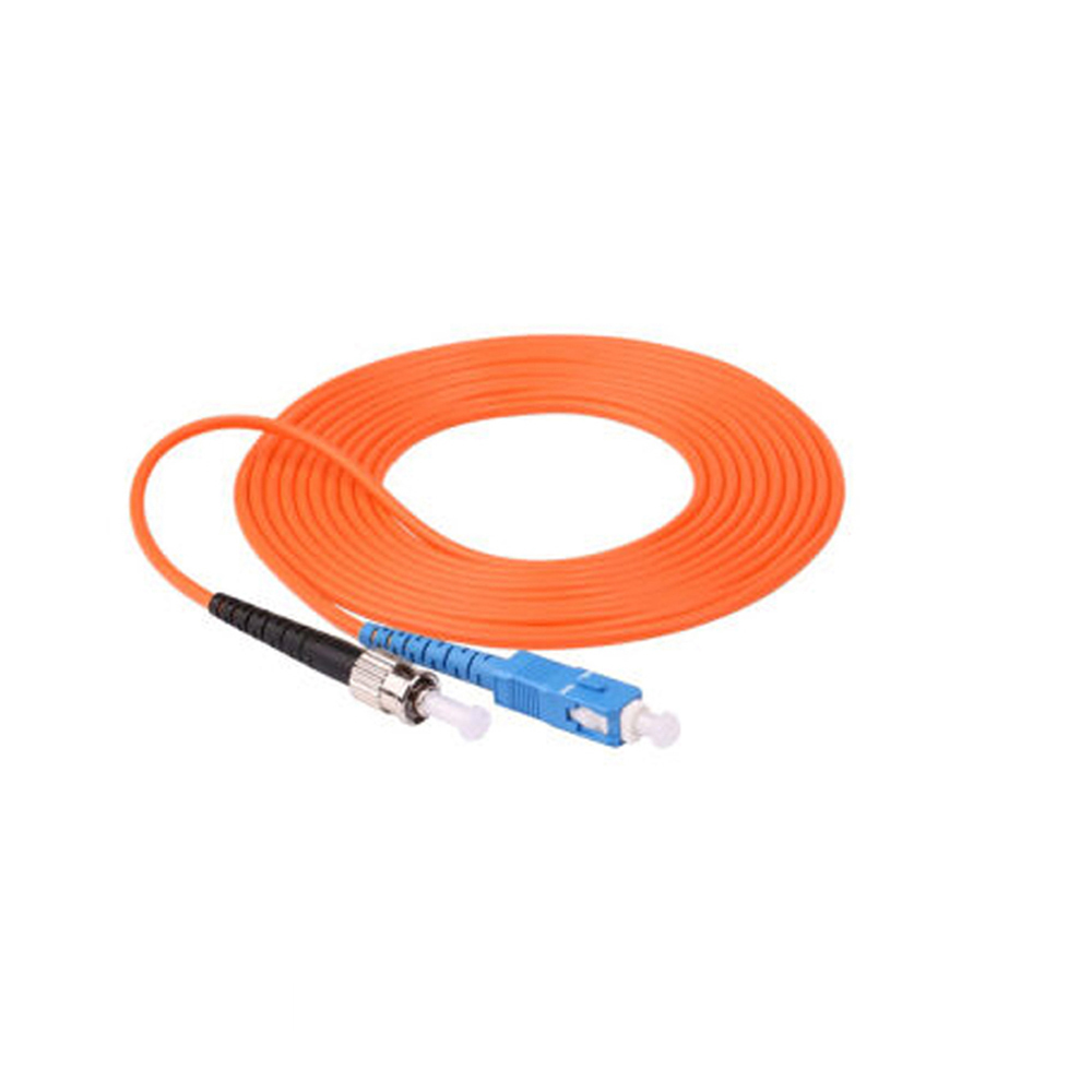 Multimode Fiber Optic Patch Cable
