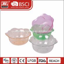 Cuisine Plasitc passoire / en tant que matière passoire plastique