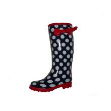 2016 леди мода дождь сапоги с точками (1354)