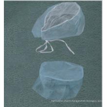 White/Blue/Green Medical Consumables Bouffant Mop Cap