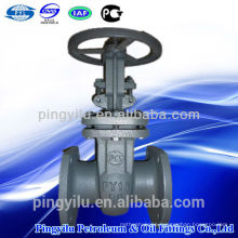 oil and gas import gate valve from China