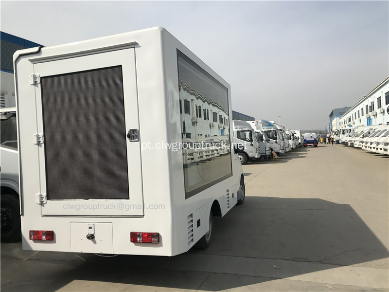 Outdoor móvel Dongfeng 4x2