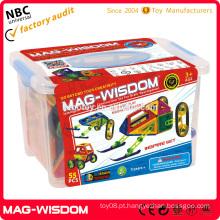 Brinquedos magnéticos do presente das crianças para a criança 55PCS