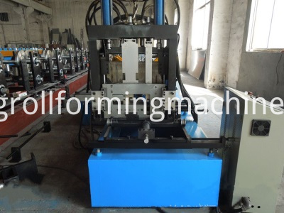 Steel Profile M Forming Machine