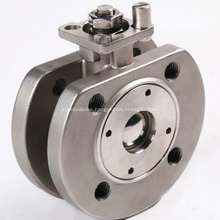 Wafer Type Floating Ball Valve