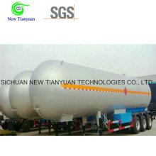 10m3 Capacidad efectiva LNG Tanque criogénico