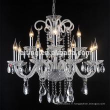 Luxe Fantaisie Maroc Style Intérieur Hôtel Cristal Lustre 85400