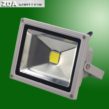 Waterproof 20W LED Floodlight with Bridgelux/Epistar LED