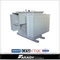 Fournitures d'équipement électrique Transformateur d'huile de 3 phases