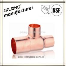 Encaixe de encaixe de encaixe T de montagem em cobre T UPC NSF