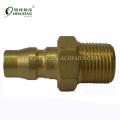 Japanese Type Male Guaranteed quality brass pneumatic fitting